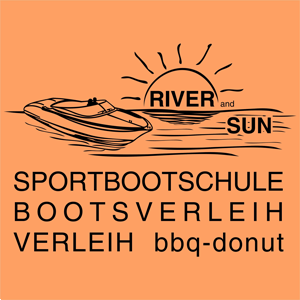 RIVER and SUN Logo